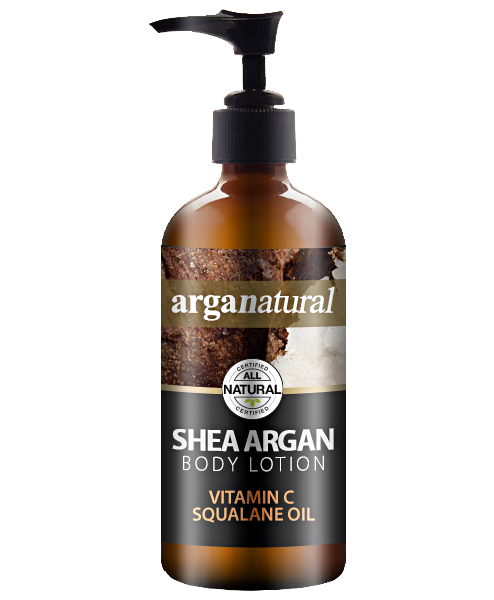 Arganatural Shea Argan Body Lotion