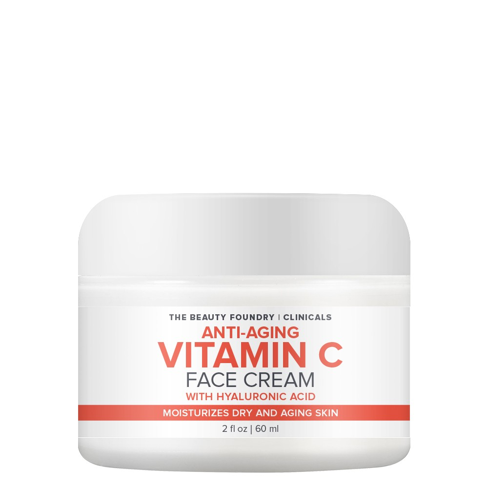 Vitamin c creams for skin