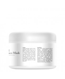Skin Solve Detoxifying Charcoal Face Mask 2oz / 60ml