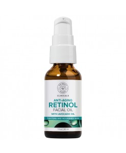 Beauty Foundry Clinicals Anti-Aging Retinol Face Oil 1oz / 30ml