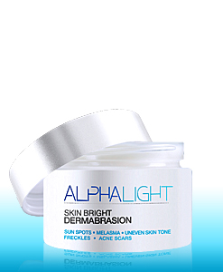 Alpha Light Skin Bright Microdermabrasion 4 oz