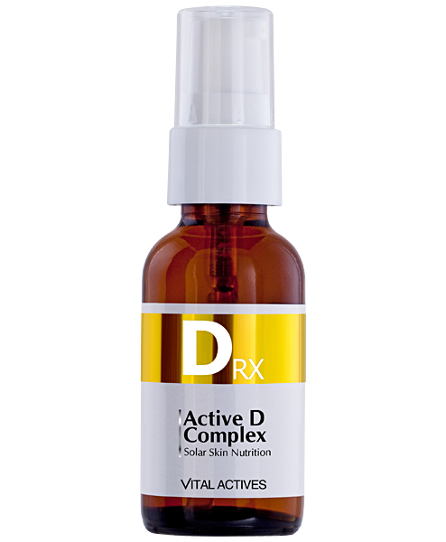 Vital Actives - Vitamin D Anti Aging Serum