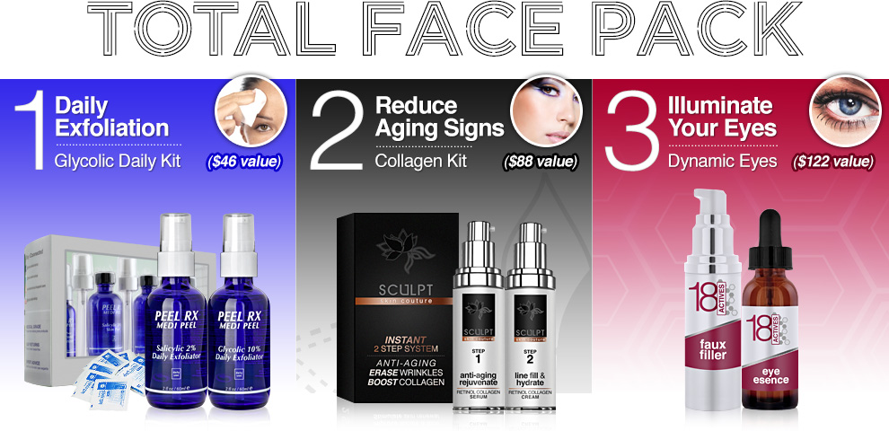 Total Face Pack