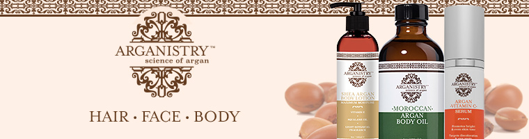 Shop Arganistry argan skincare products