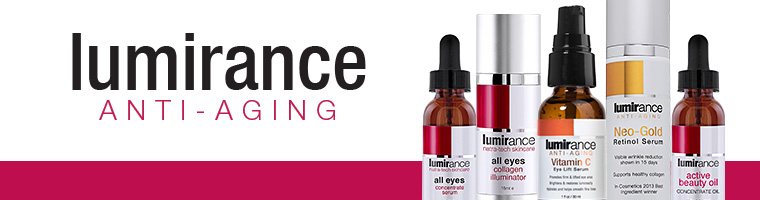 Buy Lumirance anti-aging skincare serums and creams today.