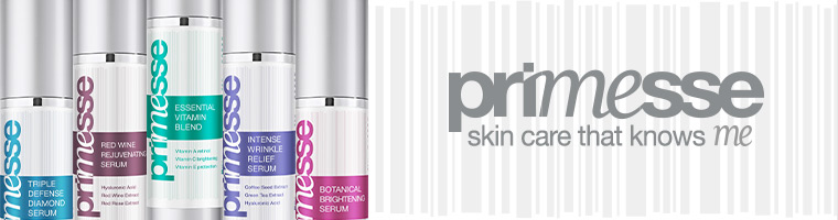 Shop Primesse products now - the best wrinkle and hyperpigmentation fighting serums